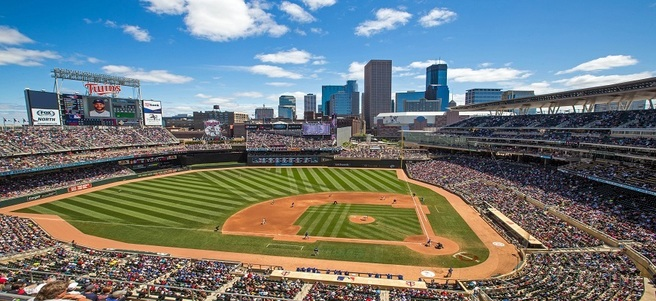 MINNESOTA TWINS GAME: 7/30 TWINS VS. CLEVELAND (4 DELTA SKY360° CLUB TICKETS)