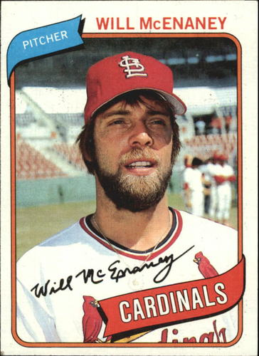 Photo of 1980 Topps #563 Will McEnaney