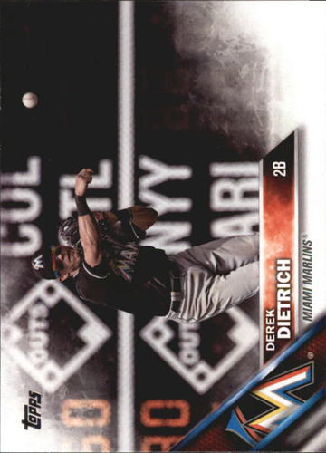 Photo of 2016 Topps Update #US277 Derek Dietrich