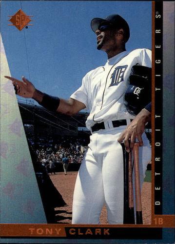 Photo of 1997 SP #71 Tony Clark