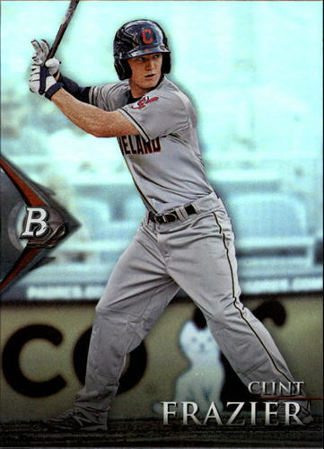 Photo of 2014 Bowman Platinum Prospects  Clint Frazier