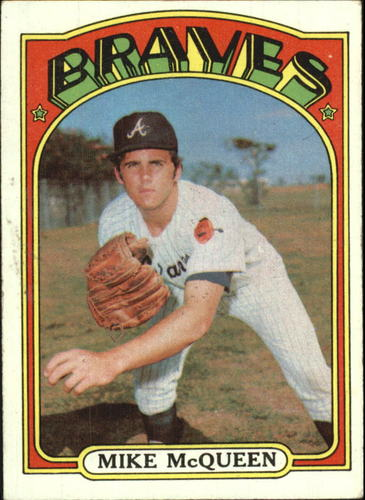 Photo of 1972 Topps #214 Mike McQueen
