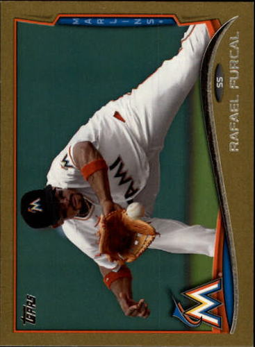 Photo of 2014 Topps Mini Gold #506 Rafael Furcal