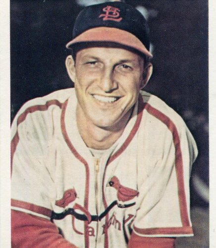 Photo of 1982 GS Gallery All-Time Greats #1 Stan Musial