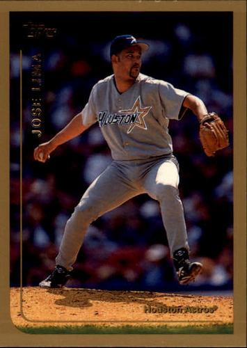 Photo of 1999 Topps #87 Jose Lima
