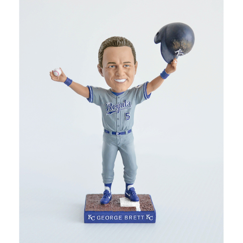 Photo of George Brett Bobblehead