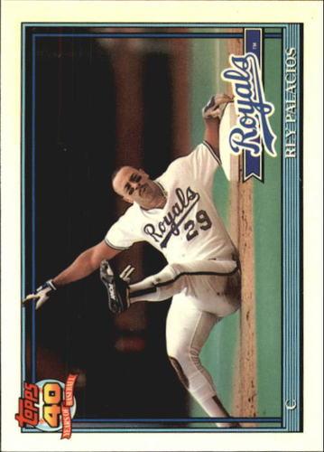 Photo of 1991 Topps Tiffany #148 Rey Palacios