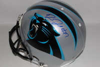 NFL - PANTHERS DEVIN FUNCHESS SIGNED PANTHERS PROLINE HELMET