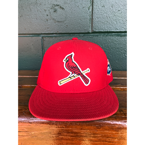 Photo of Cardinals Authentics: Marco Gonzales 2016 Spring Training Cap