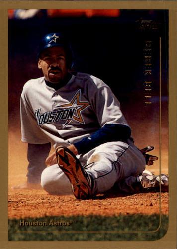 Photo of 1999 Topps #99 Derek Bell