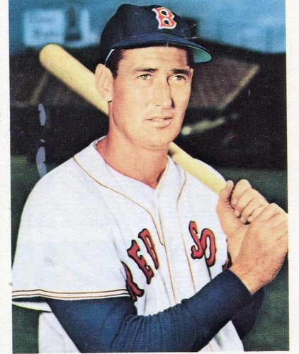 Photo of 1982 GS Gallery All-Time Greats #9 Ted Williams