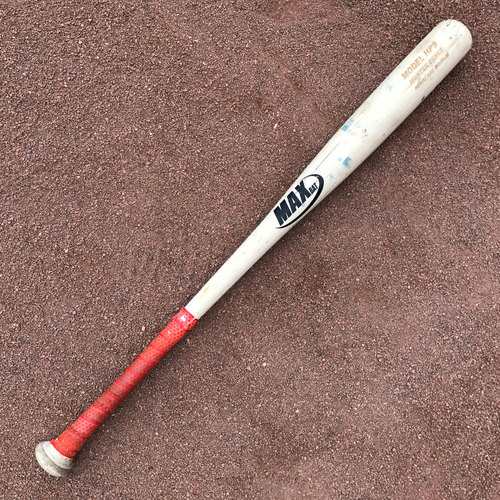 Photo of San Francisco Giants - Game-Used Broken Bat - Hunter Pence