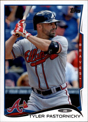 Photo of 2014 Topps Update #US159 Tyler Pastornicky