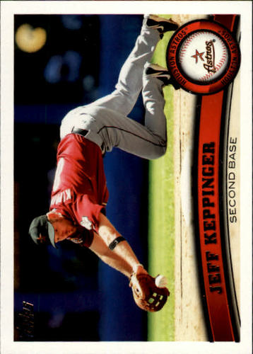 Photo of 2011 Topps #298 Jeff Keppinger