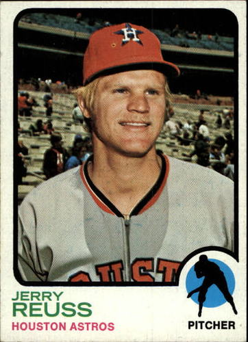 Photo of 1973 Topps #446 Jerry Reuss