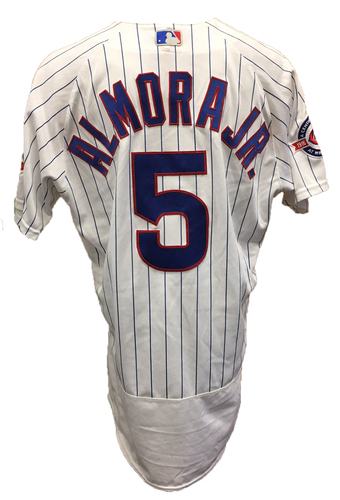 Photo of Albert Almora Jr. Jersey -- 2016 World Champion Season