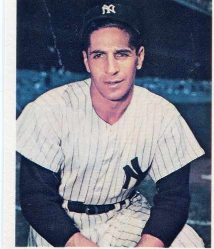 Photo of 1982 GS Gallery All-Time Greats #10 Phil Rizzuto