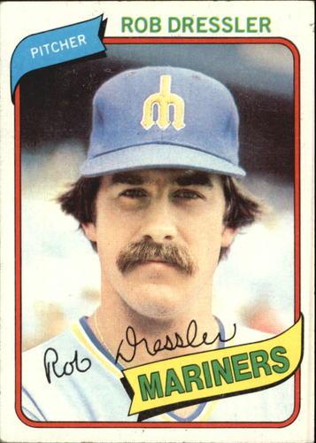 Photo of 1980 Topps #366 Rob Dressler