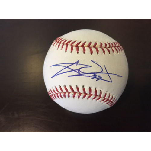 Photo of Giants Community Fund: CJ Wilson Autographed Baseball