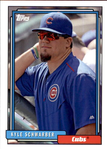 Photo of 2017 Topps Archives #264 Kyle Schwarber