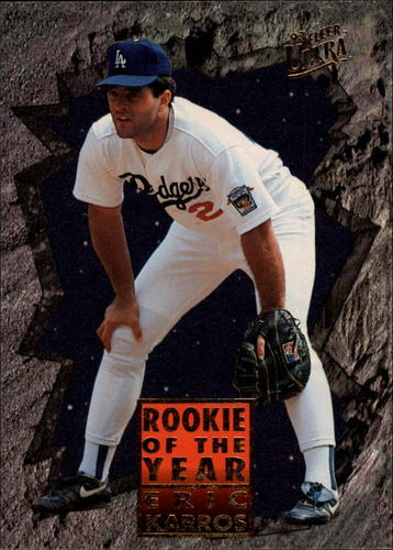 Photo of 1993 Ultra Award Winners #20 Eric Karros