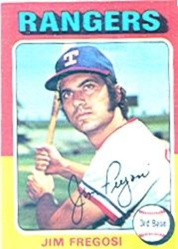 Photo of 1975 Topps #339 Jim Fregosi