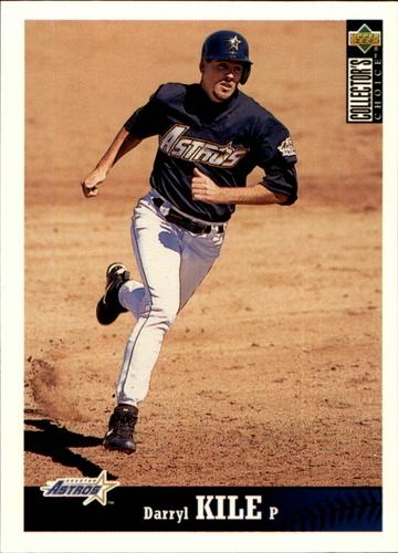 Photo of 1997 Collector's Choice #349 Darryl Kile