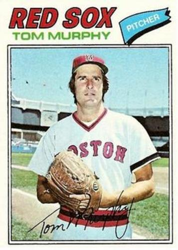 Photo of 1977 Topps #396 Tom Murphy