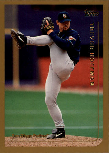 Photo of 1999 Topps #105 Trevor Hoffman