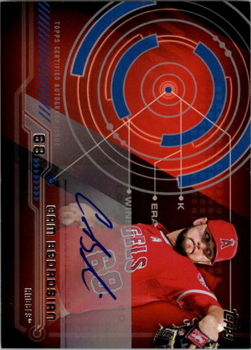 Photo of 2014 Topps Trajectory Autographs #TACB Cam Bedrosian UPD