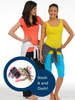 BootyWrap <br>Not your Mamas<br>  fanny pack<br>   Stash - Dash - Style image 2+1
