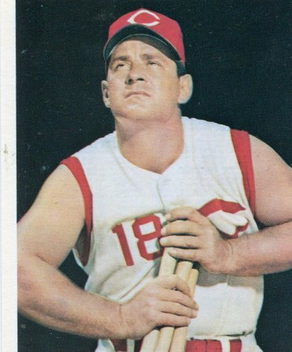 Photo of 1982 GS Gallery All-Time Greats #17 Ted Kluszewski