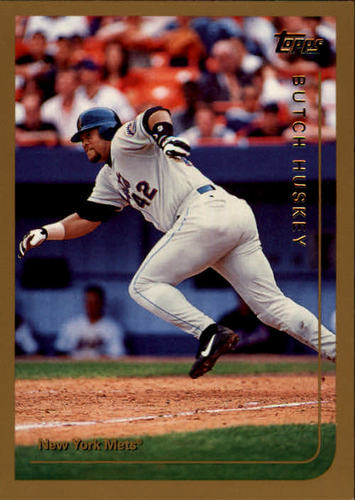 Photo of 1999 Topps #106 Butch Huskey
