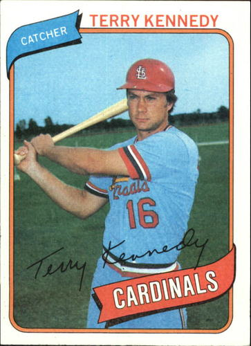Photo of 1980 Topps #569 Terry Kennedy