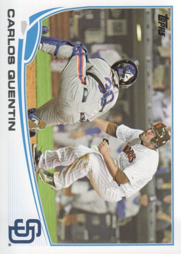 Photo of 2013 Topps #546 Carlos Quentin