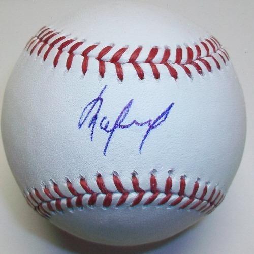 Rafael DePaula Autographed Official MLB Baseball