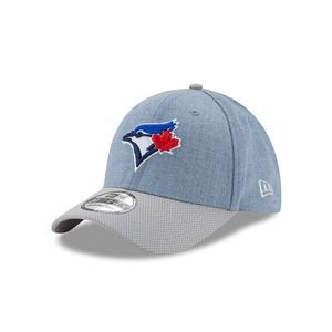 Toronto Blue Jays Change Up Redux Strech Fit Grey/Royal Cap by New Era