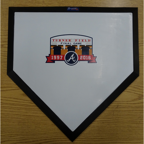 Photo of New Final Game Home Plate