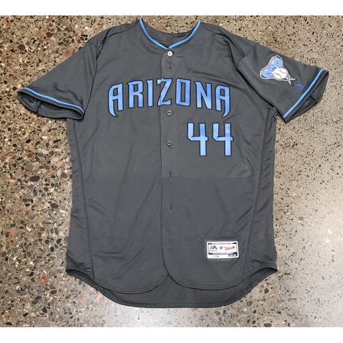 Photo of Nick Ahmed - Game-Used Father's Day Jersey