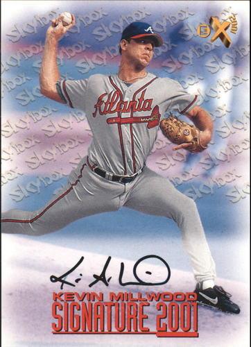 Photo of 1998 E-X2001 Signature 2001 #4 Kevin Millwood