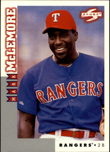 Photo of 1998 Score Rookie Traded #69 Mark McLemore