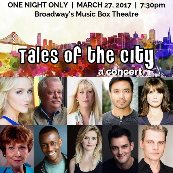 Photo of Tales of the City - On Broadway One Night Only!