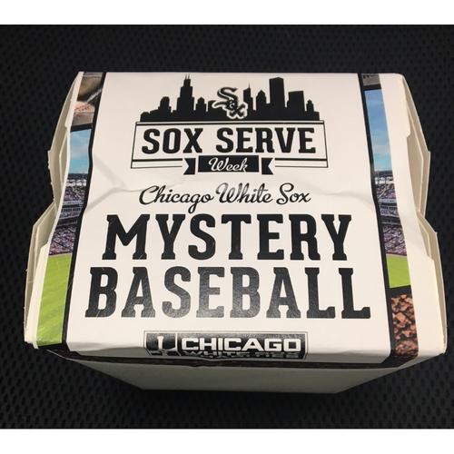 Photo of Mystery Autographed Baseballs