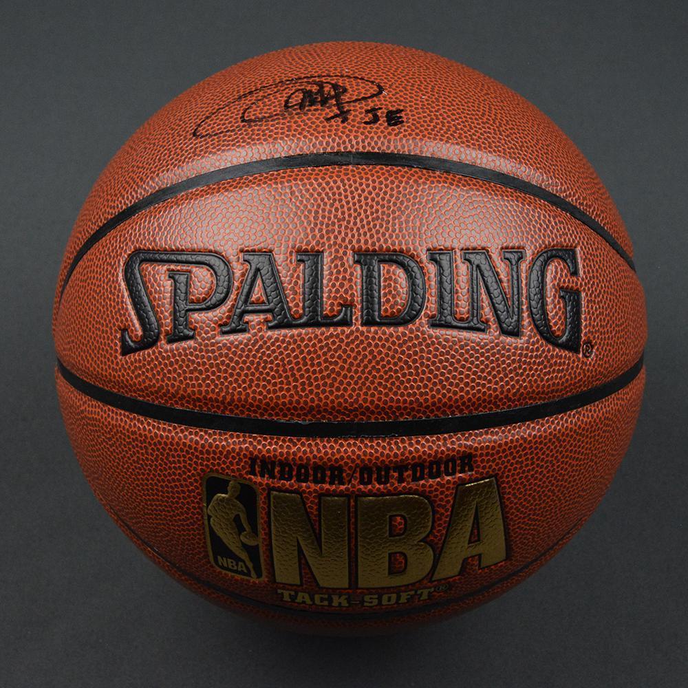 Joel Embiid - Philadelphia 76ers - 2014 NBA Draft - Autographed Basketball
