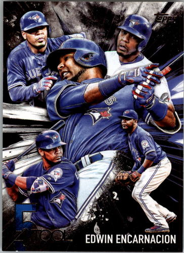Photo of 2017 Topps Five Tool #5T45 Edwin Encarnacion