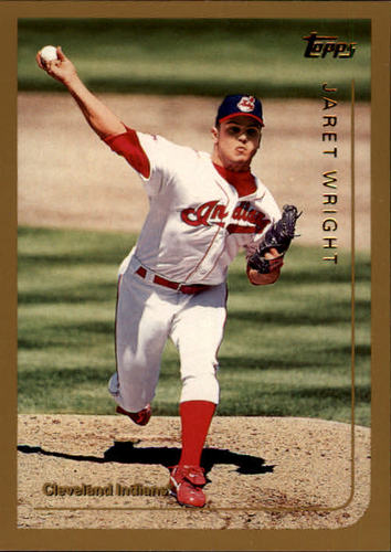 Photo of 1999 Topps #112 Jaret Wright
