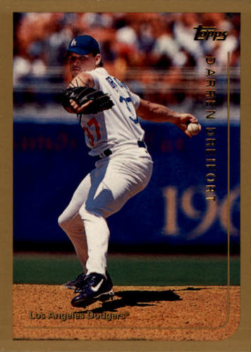 Photo of 1999 Topps #49 Darren Dreifort