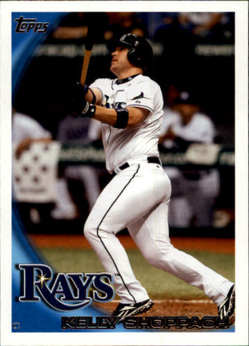 Photo of 2010 Topps Update #US292 Kelly Shoppach