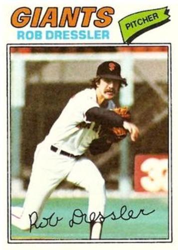 Photo of 1977 Topps #11 Rob Dressler
