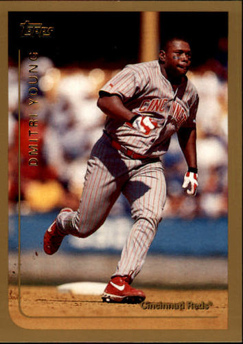 Photo of 1999 Topps #114 Dmitri Young